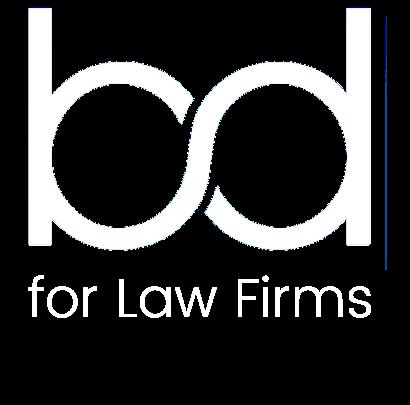 Business Development for Law Firms Transparent Logo